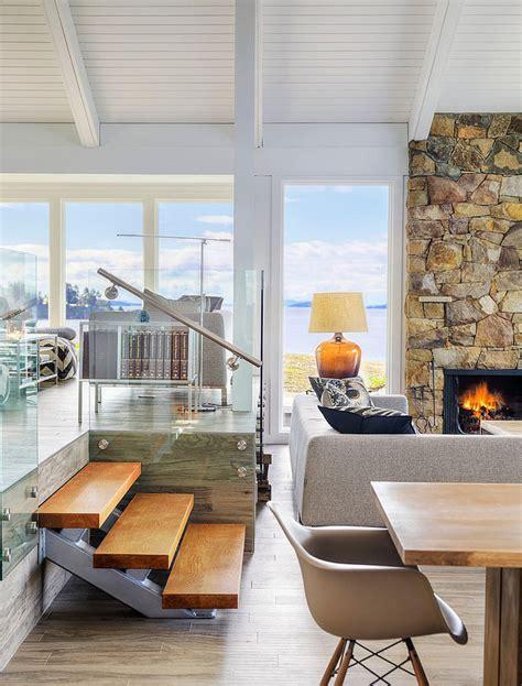 Villa Moderne Sur Une 238 Le Au Canada Vivons Maison