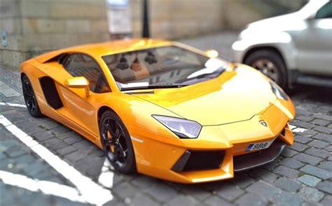 Beautiful Lamborghini Wallpaper Beautiful Yellow Lamborghini Car Photo Wallpaper