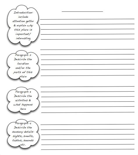 template for writing a will 10 useful writing templates sle templates