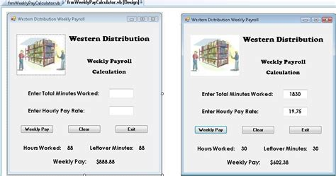 net pay calculator screenshot free payroll vs