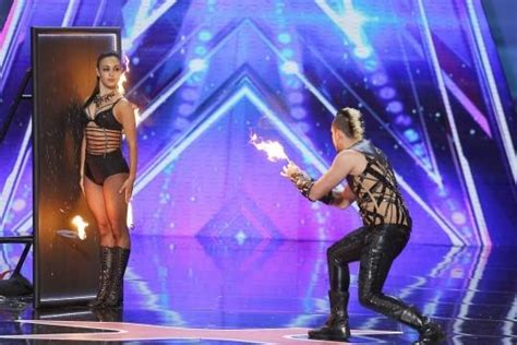 america s got talent act america s got talent act deadly wows judges with insanely dangerous tricks