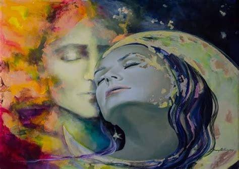 imagenes sol y luna enamorados la leyenda de amor de la luna y el sol alicia galv 225 n