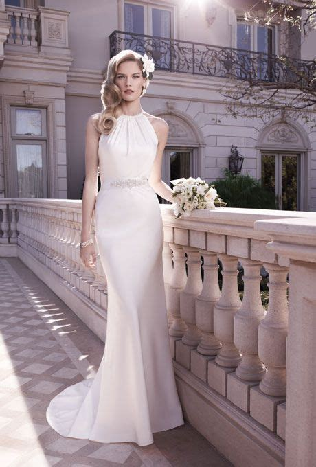 25  best ideas about Halter wedding dresses on Pinterest