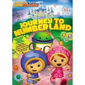 team umizoomi journey numberland mommy