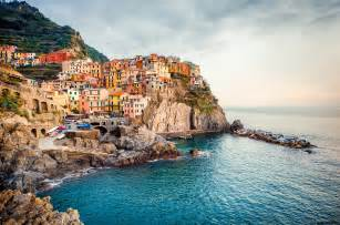 Lake Home Interiors Wallpaper Manarola Italy Tourism Travel Architecture 4646