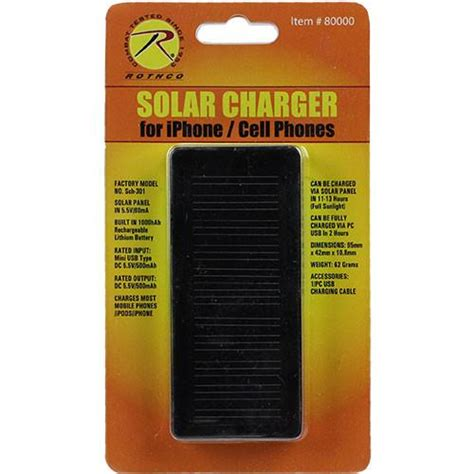 solar charger by mumtaz corps solar charger for cell phones i phones usamm
