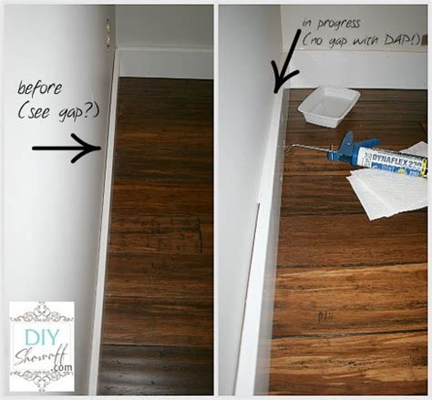 How To Add Crown Molding To Kitchen Cabinets family room baseboard diy installation and caulking