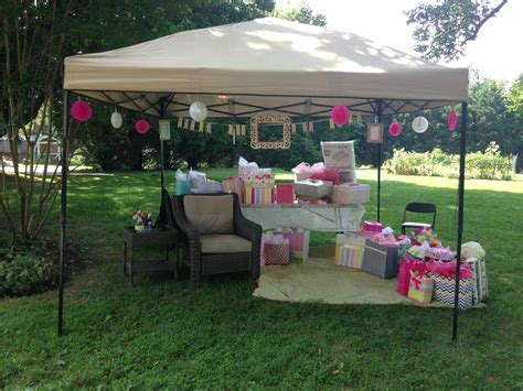 backyard baby shower ideas outdoor baby shower mayve a new rocker there for ideas for s shower