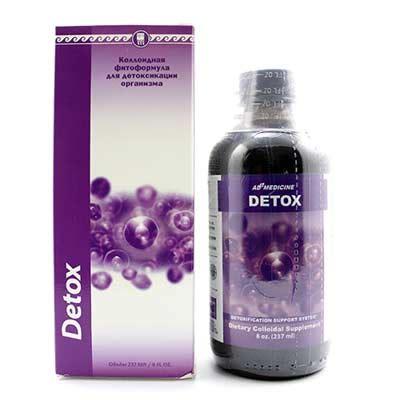 10 Min Detox by детокс коллоидный купить цена описание перейти