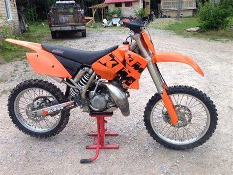 Ktm 200sx For Sale Ktm Sx 200 Brick7 Motorcycle