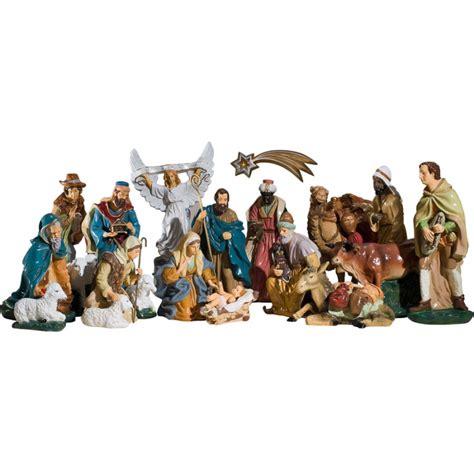 nativity sets for 20 elements nativity set 12 agnus church supply ltd
