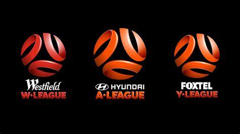 australia hyundai league introducing the new a league logo