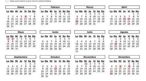 Calendario Laboral Madrid 2018 Ayuntamiento Semana Santa Calendario Laboral 2017 En La Comunidad De