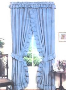 Bj s country charm ruffled criss cross curtains ruffled curtains