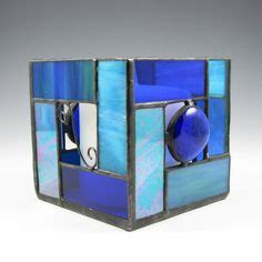 Glass Box Candle Holder 1000 Images About Stained Glass Jewelry Boxes Candle