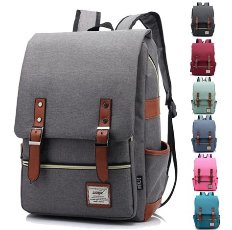 Japannese School Bag 1 Black Tas Sekolah Jepang Import 14 15 15 6 inch oxford computer laptop notebook backpack