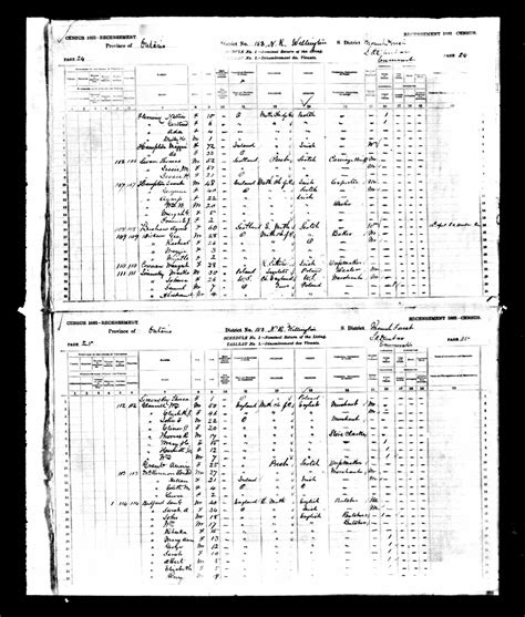 full birth certificate nottingham the froggatt family of brewhouse yard nottingham