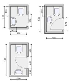 small bathroom floorplans 25 best ideas about small toilet room on pinterest