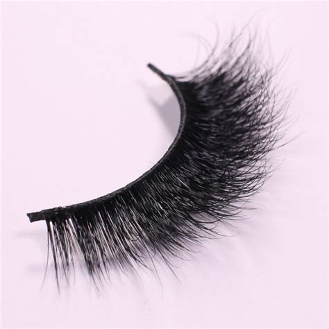 most comfortable false eyelashes fly girl 3d mink handcrafted false eyelashes