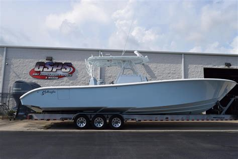 yellowfin boats for sale in alabama 2016 used yellowfin 39 center console fishing boat for