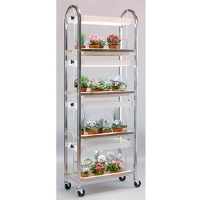 Grow Light System by 4 Tier Grow Light System