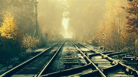 railway tracks wallpapers wallpaper cave