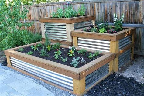 Corrugated Iron Vegetable Garden 16 Best Corrugated Iron Images On Backyard