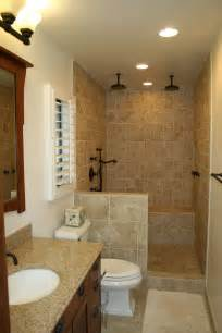 Small Master Bathroom Designs by Best 25 Open Showers Ideas On Pinterest Open Style