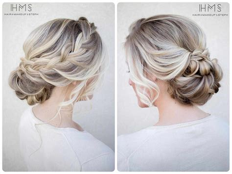hairbuns on pinterest french braid buns updo and updos prom hair updo kids hairstyles pinterest homecoming french