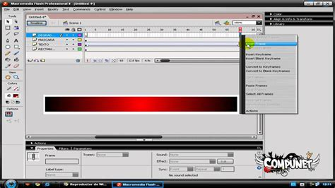 tutorial macromedia flash youtube tutorial macromedia flash 8 crea marquesina youtube