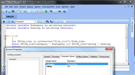 xquery tutorial html using xquery to generate json from relational data