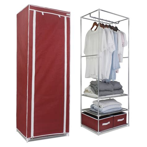 Buy Portable Closet by On The Go With A Portable Wardrobe Closet Custom Home Design