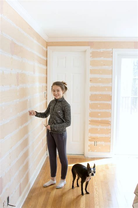 How To Create A Shiplap Wall How To Diy Shiplap Walls On The Cheap Driven By Decor