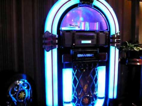 led lights for jukebox juke box hollywood rolling led light part i youtube