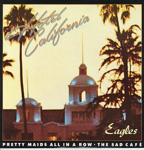 hotel california eagles testo lovely 70 s the eagles hotel california