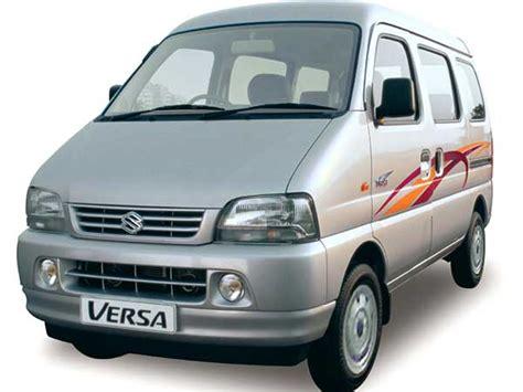 Maruti Suzuki Versa Price Used Maruti Suzuki Vans Omni Eeco Versa Direct Cars