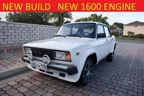 lada 2105 for sale lada 2105 vfts new build brand new 1600 engine ready
