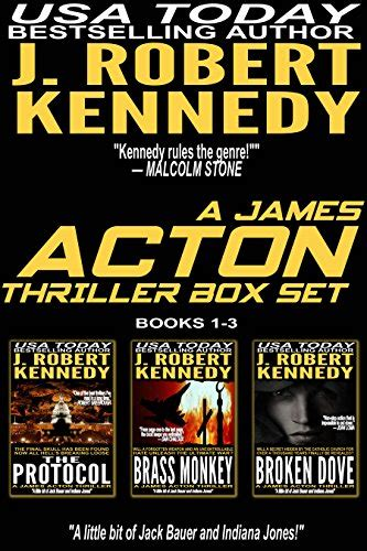 i am a robert thriller books the acton thrillers box set by j robert kennedy