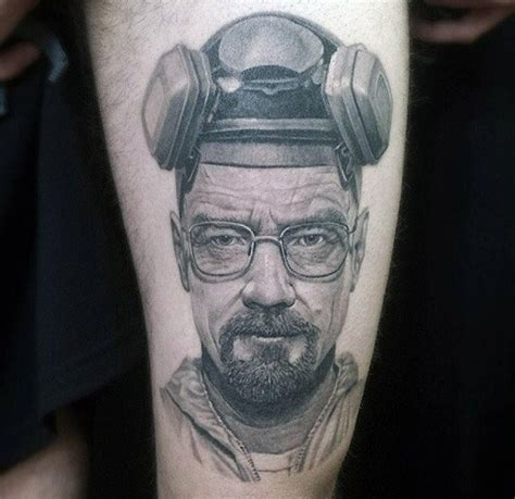 breaking bad tattoos 50 breaking bad designs for walter white ink