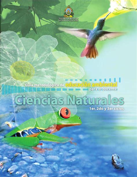 libro de tercero de primaria ciencias naturales caja toraxica gu 237 a metodol 243 gica ciencias naturales 1 by sandra nowotny