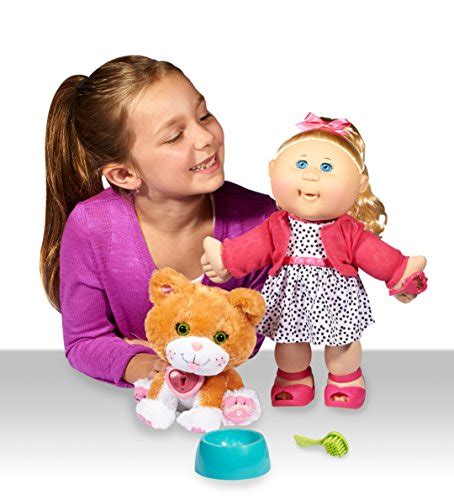hairstyles for cabbage patck kids cabbage patch kids 14 quot kids blonde hair blue eye girl