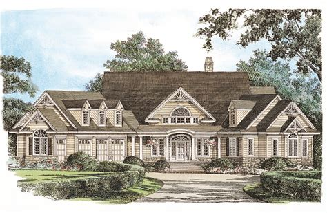 Garner House Plans | the steeplechase house plan details by donald a gardner