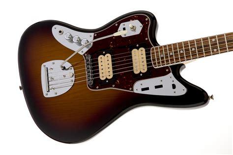 kurt cobain jaguar 174 left fender electric guitars