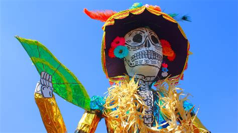 The Day day of the dead