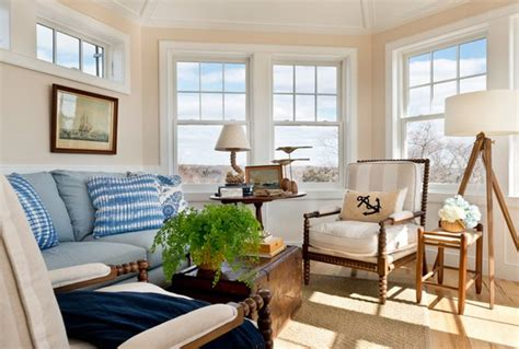Nautical Style Living Room by 20 Nautical Home Decorations In The Living Room Home