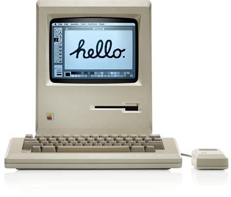 Laptop Apple Macintosh 1984 apple macintosh hardware gets emulated in a browser