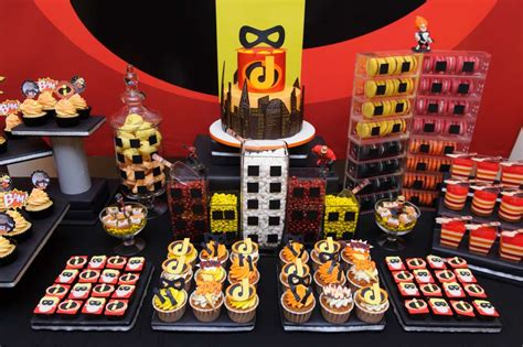 The Incredibles Decorations the incredibles birthday ideas photo 9 of 18 catch my