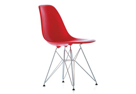 Vitra Style Chairs by Eames Plastic Side Chair Dsr By Vitra Stylepark