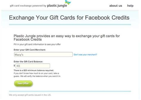 Gift Cards Facebook Credits - how to exchange gift cards for facebook credits 171 internet