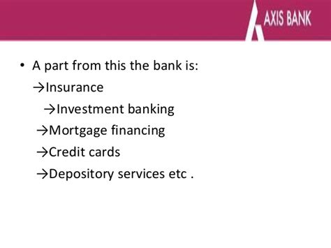 axis bank insurance plan axis